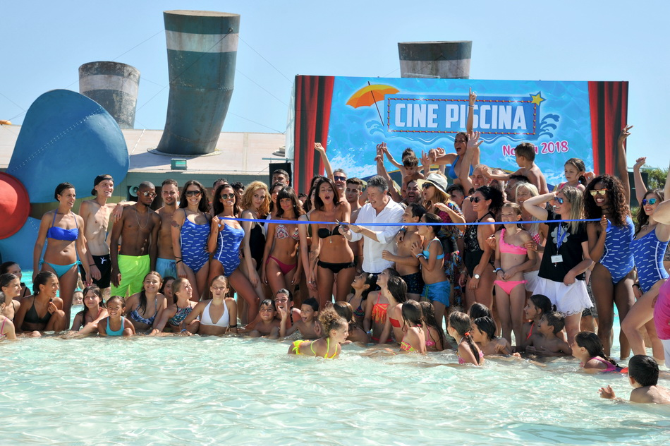 - CINEPISCINA CINECITTA WORLD 0