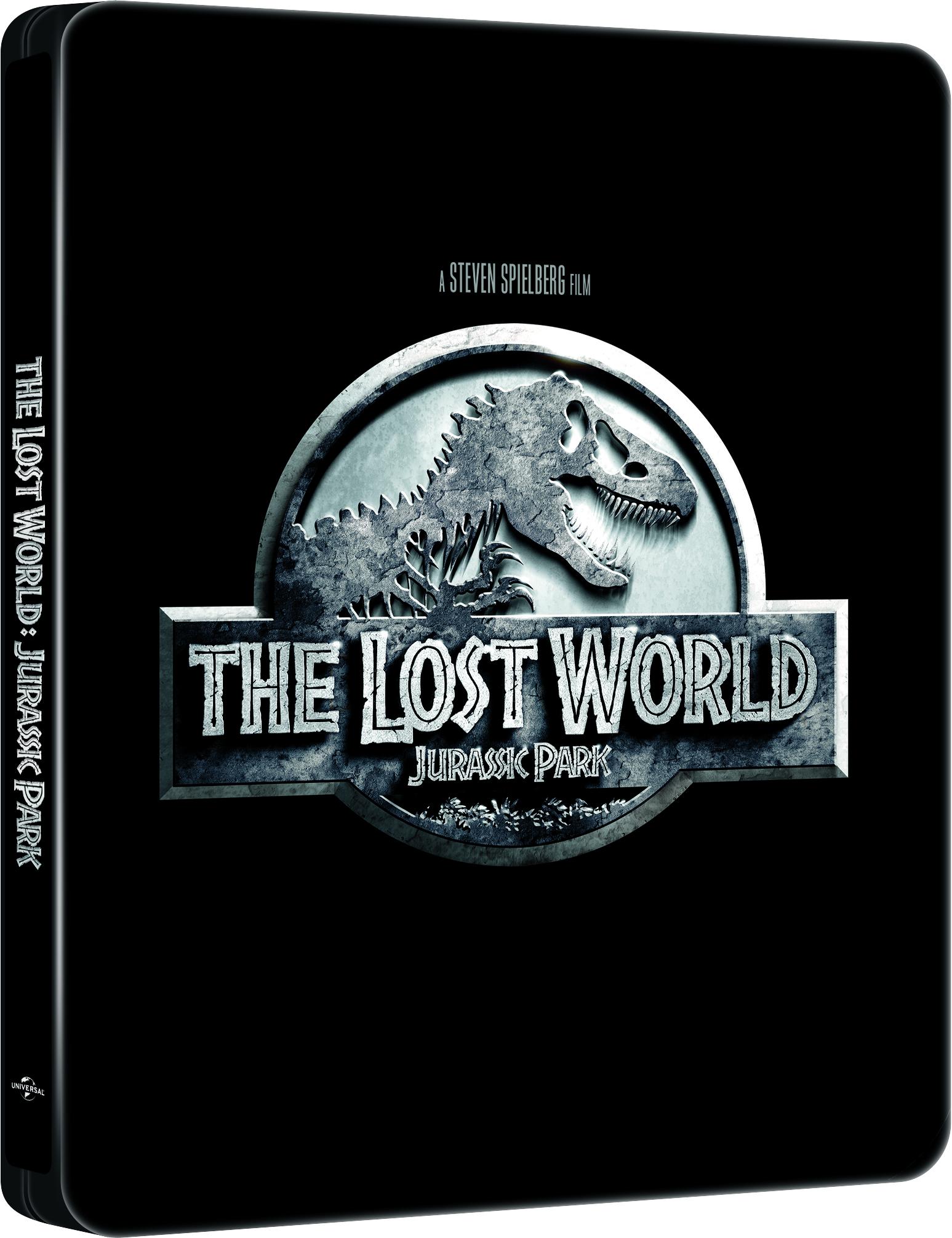 346117K2_JurassicPark_LostWorld_Int_Steelbook_3D