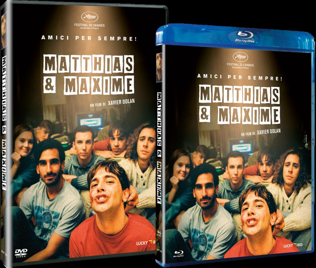 Matthias & Maxime dvd bd